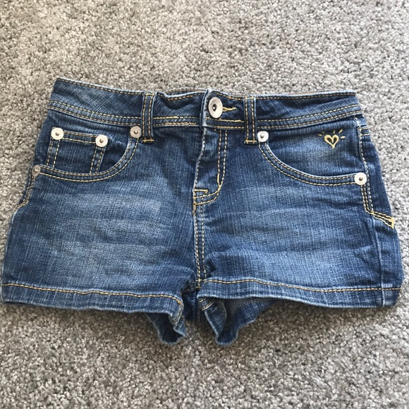 Justice Other - Jean shorts